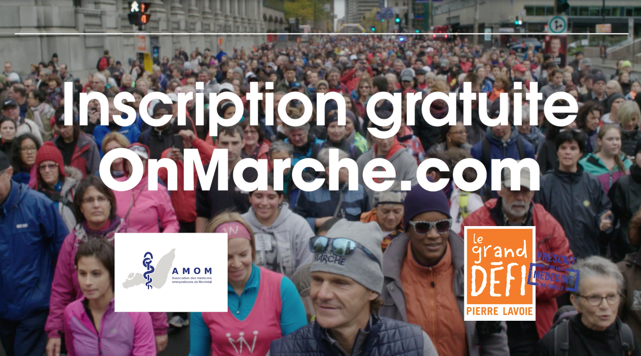 "GDPL ""La grande Marche"" - Sunday October 23rd"